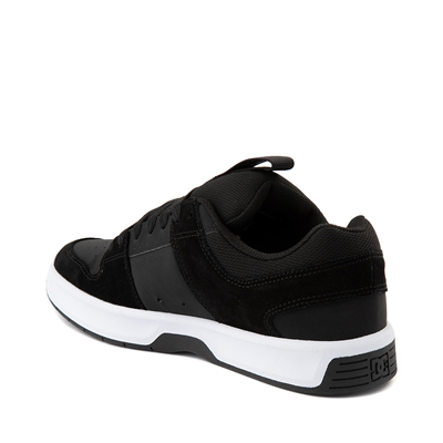 Alternate view of Mens DC Lynx Zero Skate Shoe - Black