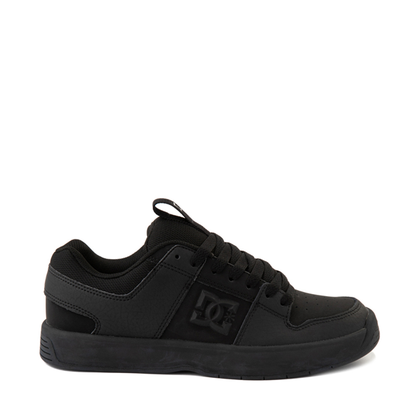 Mens DC Lynx Zero Skate Shoe - Black Monochrome