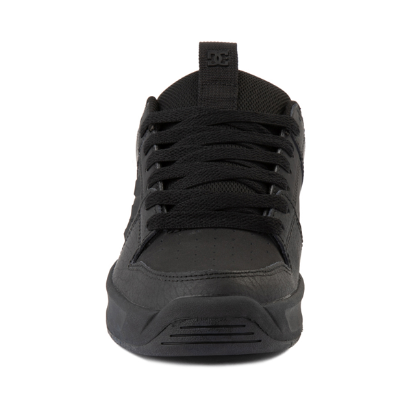 alternate view Mens DC Lynx Zero Skate Shoe - Black MonochromeALT4