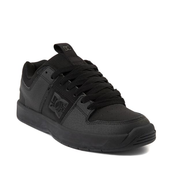 alternate view Mens DC Lynx Zero Skate Shoe - Black MonochromeALT5