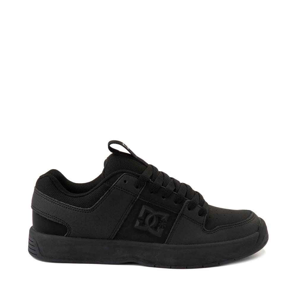 Mens DC Lynx Zero Skate Shoe - Black Monochrome