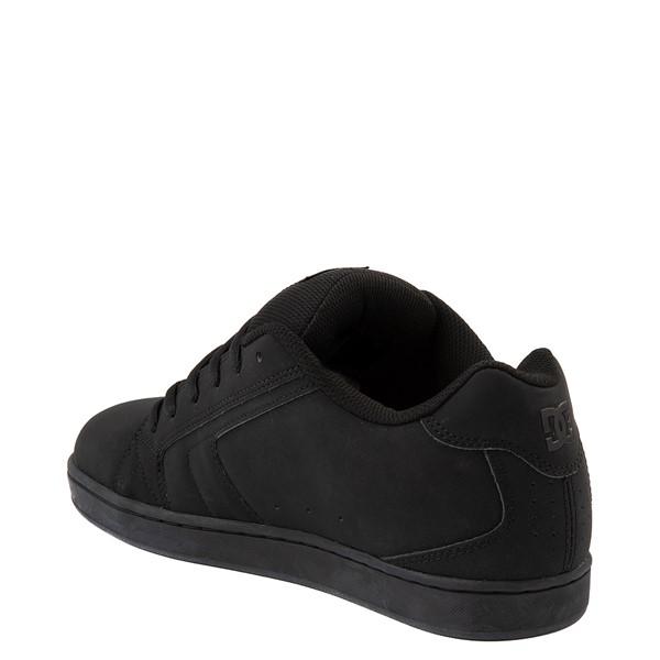 alternate view Mens DC Net Skate Shoe - Black / Camo StencilALT2