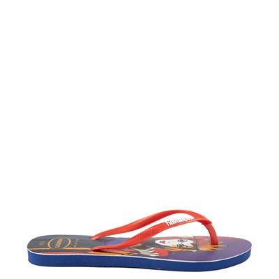 Alternate view of Womens Havaianas Disney Slim Villains Sandal - Snow White / Evil Queen