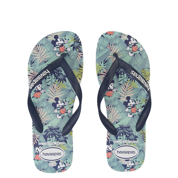 Main view of Havaianas Top Magic Mickey Sandal - Navy
