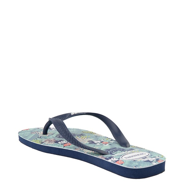 alternate view Havaianas Top Magic Mickey Sandal - NavyALT1B