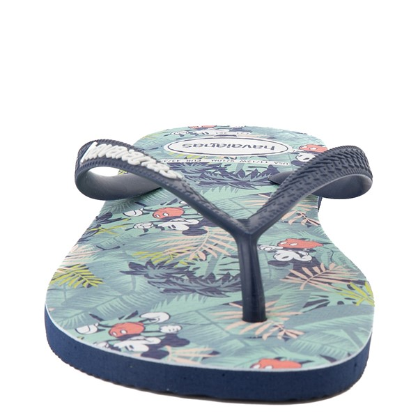 alternate view Havaianas Top Magic Mickey Sandal - NavyALT4