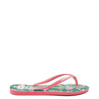 Alternate view of Womens Havaianas Top Magic Minnie Sandal - Pink Porcelain