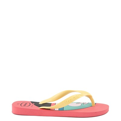 Alternate view of Womens Havaianas Top Vibes Sandal - Pink Porcelain