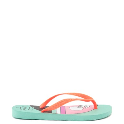 Alternate view of Womens Havaianas Top Vibes Sandal - Green Dew