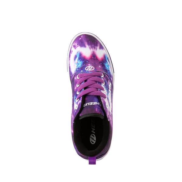 alternate view Heelys Pro 20 Galaxy Skate Shoe - Little Kid / Big Kid - PurpleALT2