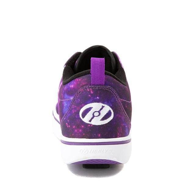 alternate view Heelys Pro 20 Galaxy Skate Shoe - Little Kid / Big Kid - PurpleALT2B