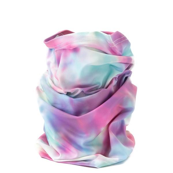 alternate view Gaiter Mask 2 Pack - Pastel Tie Dye / LeopardALT2