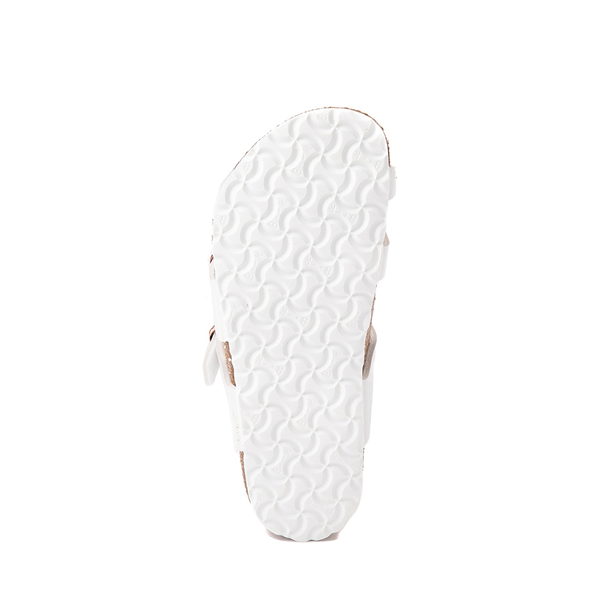 alternate view Birkenstock Mayari Sandal -  Little Kid - WhiteALT3