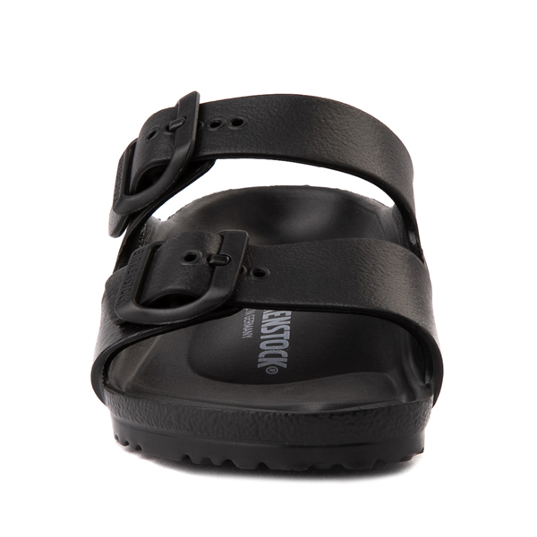 alternate view Birkenstock Arizona EVA Sandal - Little Kid - BlackALT4