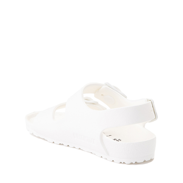 alternate view Birkenstock Milano EVA Sandal - Toddler / Little Kid - WhiteALT1