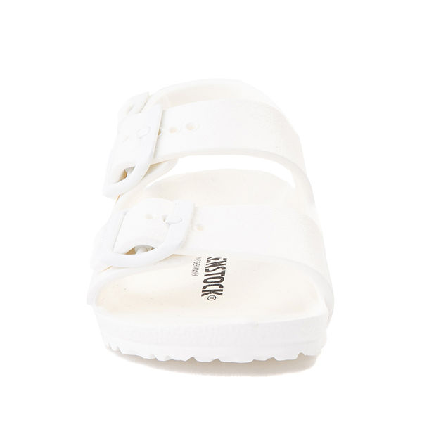 alternate view Birkenstock Milano EVA Sandal - Toddler / Little Kid - WhiteALT4