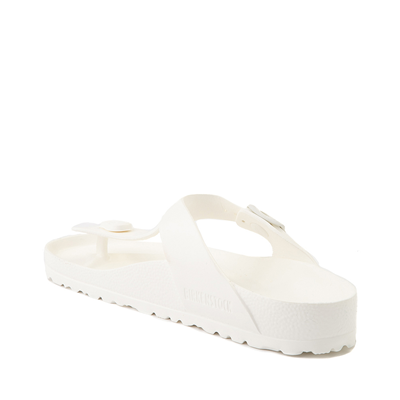 Alternate view of Womens Birkenstock Gizeh EVA Sandal - White