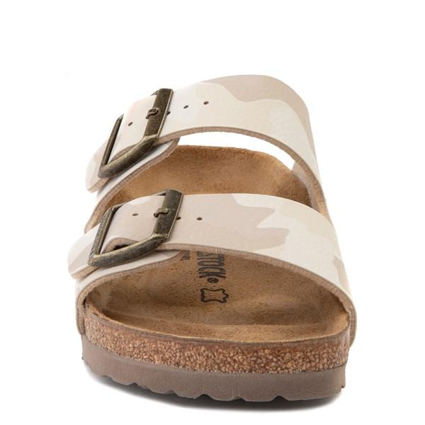 alternate view Womens Birkenstock Arizona Sandal - Camo SandALT4