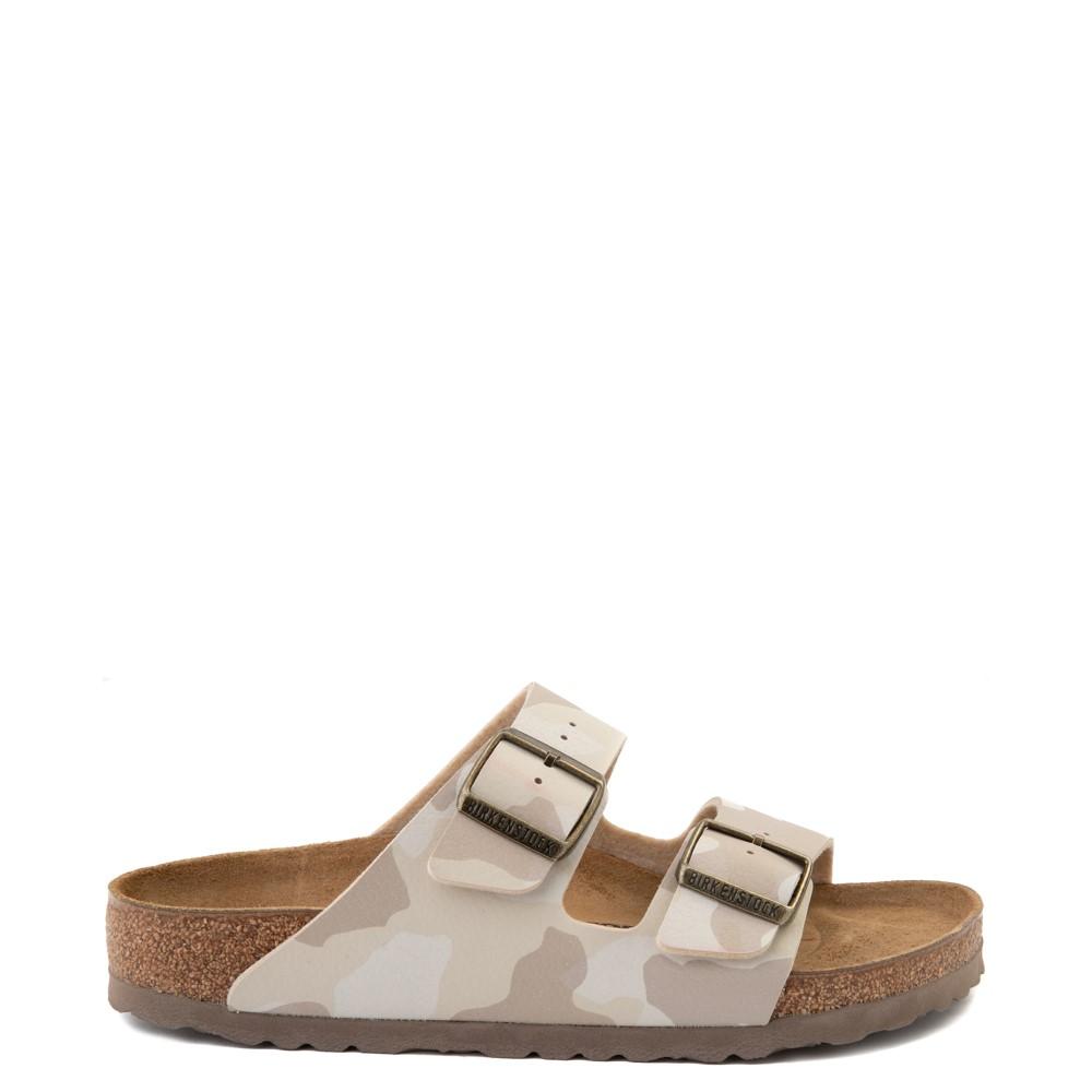 Womens Birkenstock Arizona Sandal - Camo Sand
