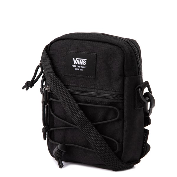 alternate view Vans Bail Shoulder Bag - BlackALT4