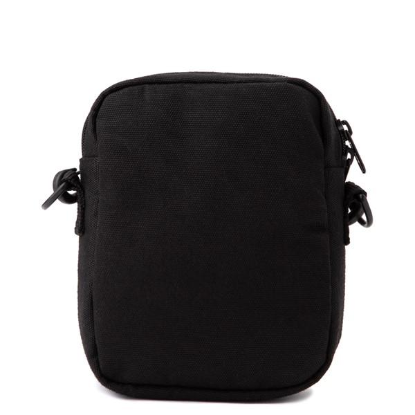 alternate view Vans Bail Shoulder Bag - Black / LeopardALT1