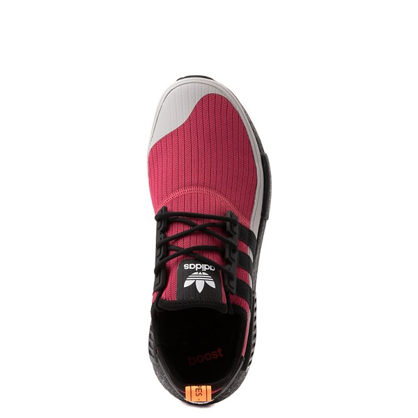 alternate view Mens adidas NMD R1 Trail Athletic Shoe - Wild Pink / Core BlackALT2