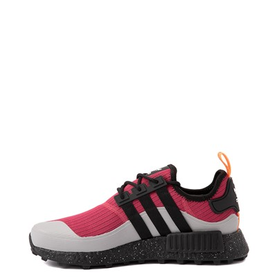 Alternate view of Mens adidas NMD R1 Trail Athletic Shoe - Wild Pink / Core Black