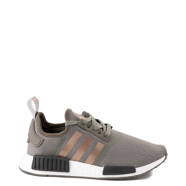 Womens adidas NMD R1 Athletic Shoe - Legacy Green / Copper