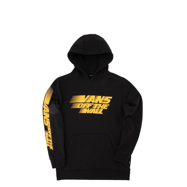 Vans Racers Edge Hoodie - Little Kid / Big Kid - Black