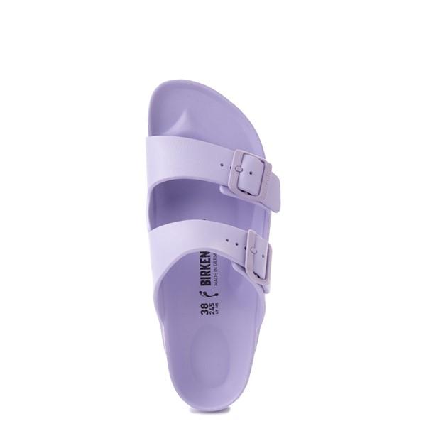 alternate view Womens Birkenstock Arizona EVA Sandal - Purple FogALT4B