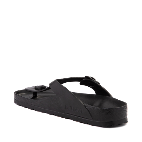 alternate view Womens Birkenstock Gizeh EVA Sandal - BlackALT1