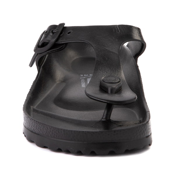 alternate view Womens Birkenstock Gizeh EVA Sandal - BlackALT4