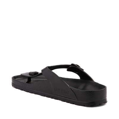 Alternate view of Womens Birkenstock Gizeh EVA Sandal - Black