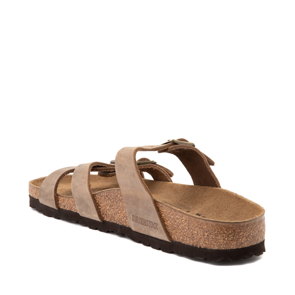 alternate view Womens Birkenstock Franca Sandal - BrownALT1