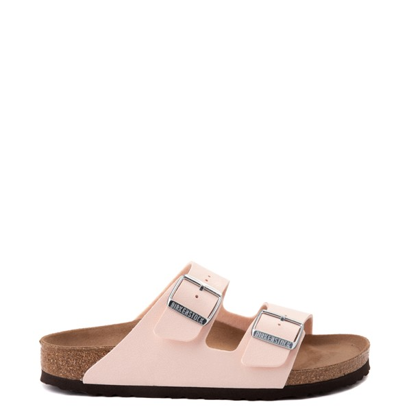 Main view of Womens Birkenstock Arizona Sandal - Light Rose