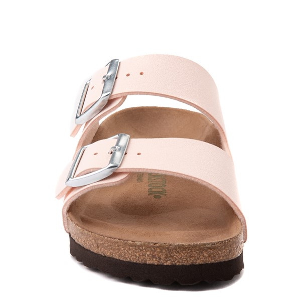 alternate view Womens Birkenstock Arizona Sandal - Light RoseALT4