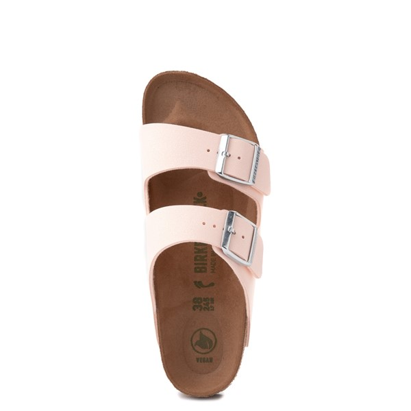 alternate view Womens Birkenstock Arizona Sandal - Light RoseALT4B