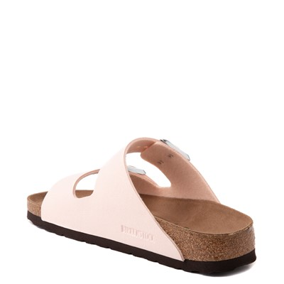 Alternate view of Womens Birkenstock Arizona Sandal - Light Rose