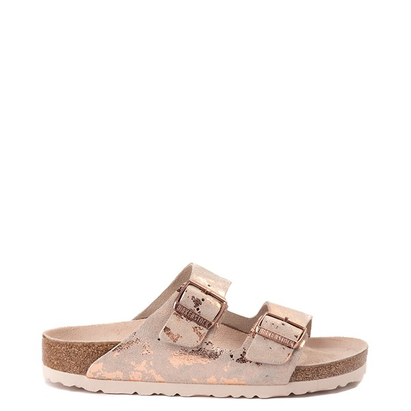 Womens Birkenstock Arizona Sandal - Rose Copper