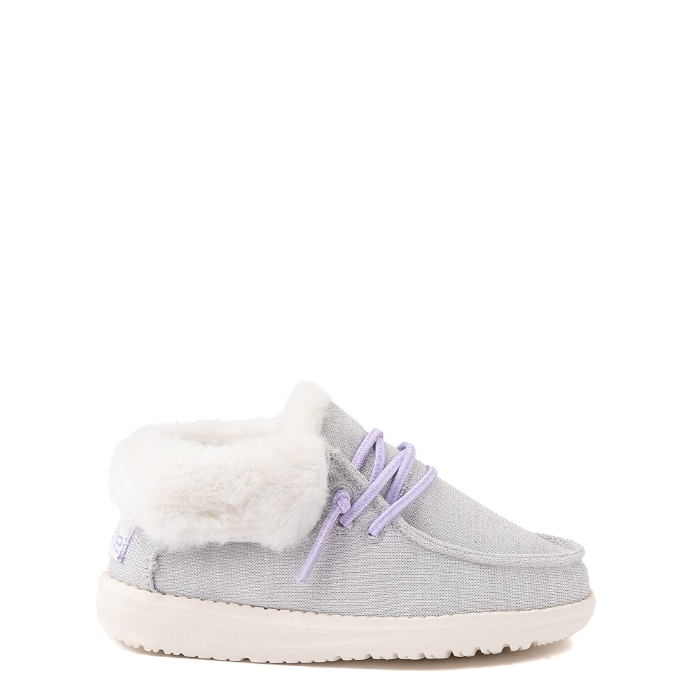 Hey Dude Britt Casual Shoe - Little Kid / Big Kid - Gray