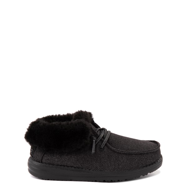 Hey Dude Britt Casual Shoe - Little Kid / Big Kid - Black
