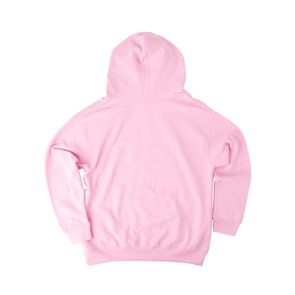 alternate view Polaroid Hoodie - Little Kid / Big Kid - PinkALT1