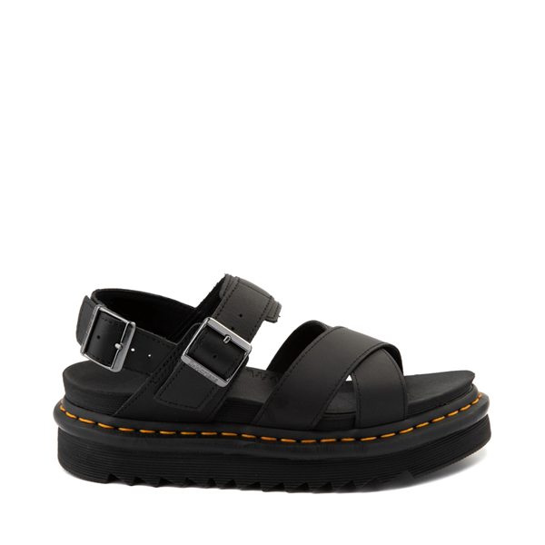 Main view of Womens Dr. Martens Voss II Sandal - Black