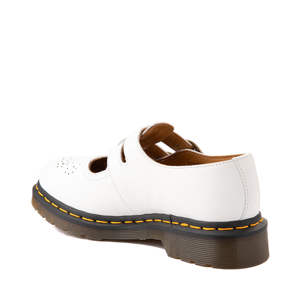alternate view Womens Dr. Martens Mary Jane Casual Shoe - WhiteALT1