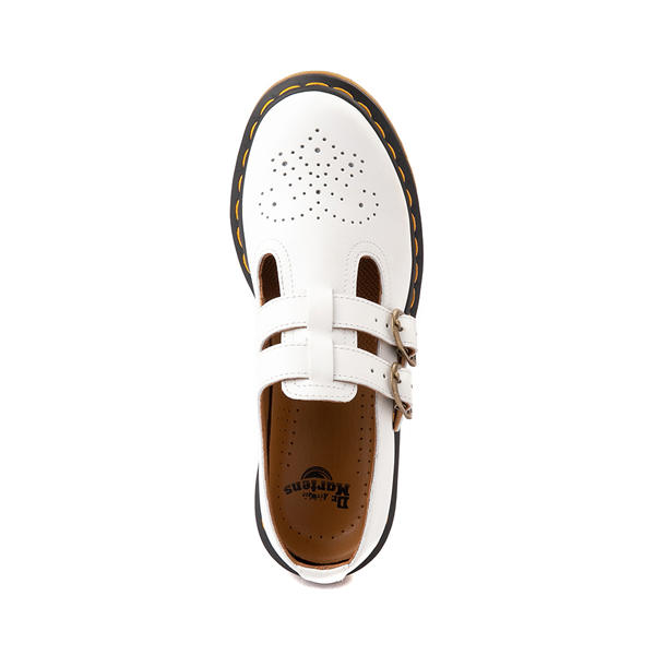 alternate view Womens Dr. Martens Mary Jane Casual Shoe - WhiteALT2