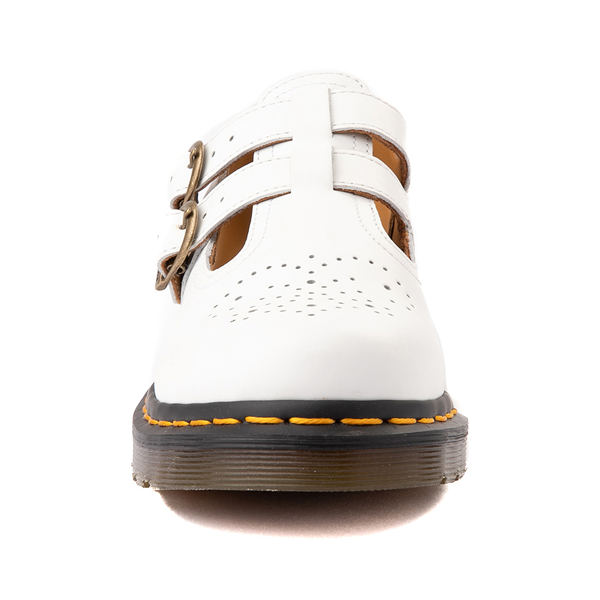 alternate view Womens Dr. Martens Mary Jane Casual Shoe - WhiteALT4
