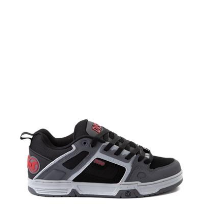 Main view of Mens DVS Comanche Skate Shoe - Black / Charcoal