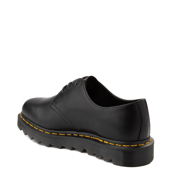 alternate view Dr. Martens 1461 Ziggy Casual Shoe - BlackALT1