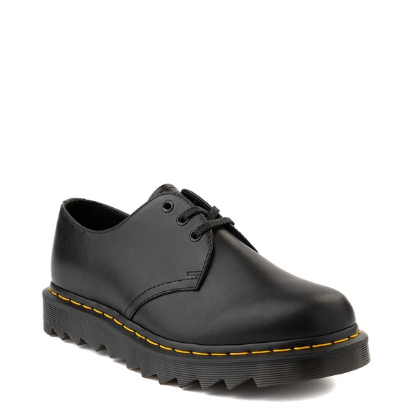 alternate view Dr. Martens 1461 Ziggy Casual Shoe - BlackALT5