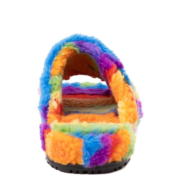 alternate view UGG® Fluff You Pride Slide Sandal - RainbowALT4